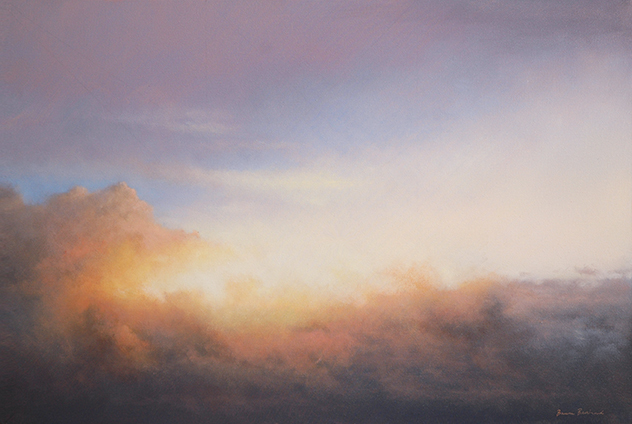 BB1901 - Cloud Series VIII - 24x36