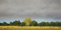 BB1811 - Illuminated Bales-Blue Skies on the Horizon - 10x20