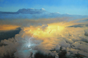 BB1819 - Storm Cloud Series VI - 48x72